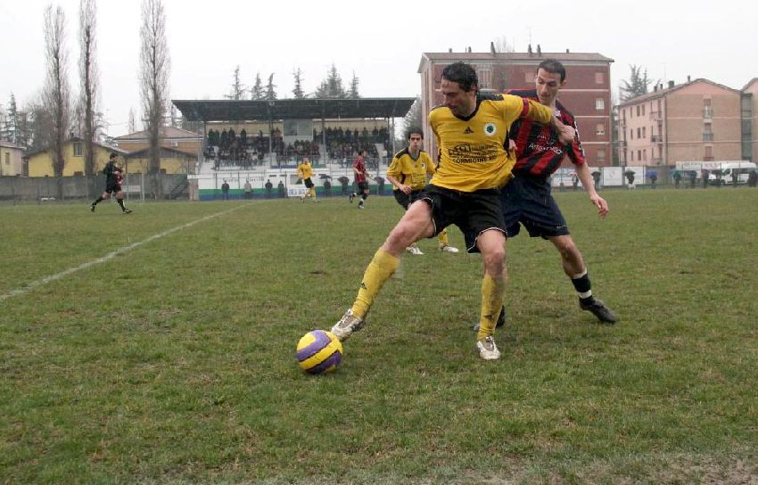 difesa dorsale della palla