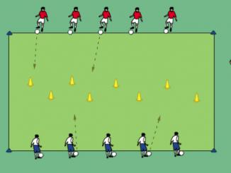 tecnica di base nel calcio